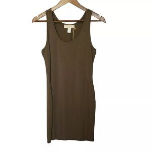 Kerisma T Luxe TShirt Dress Silk Blend Sleeveless